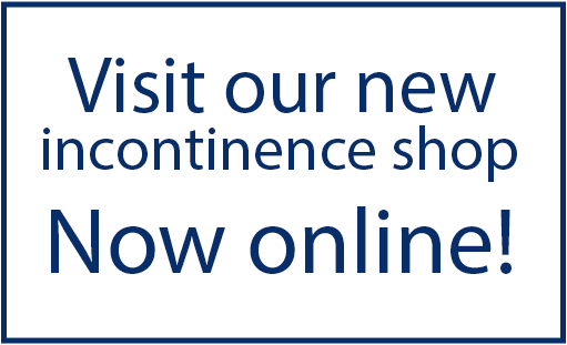 Shop incontinence products online